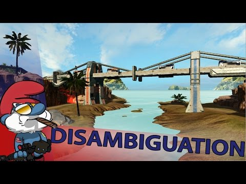 Meet your Maker Forge Contest: Squad CTF: Disambiguation