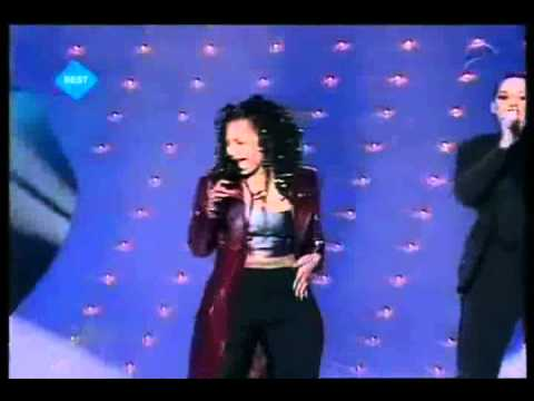 Imaani - Where are you - Eurovision 1998 UK (Live & Clear)