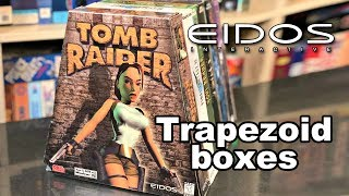 PC Oddities: Eidos Trapezoid Boxes of the late 90s