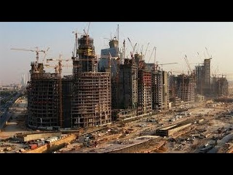 The New Financial City of Riyadh,saudi arabia