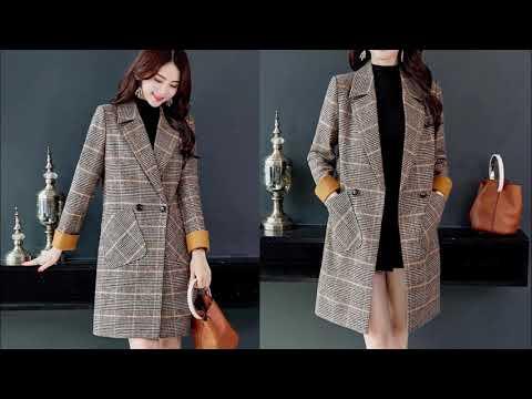 7 Женское Пальто с Алиэкспресс AliExpress Coat Крутая одежда для девушек из Китая Женские штучки
