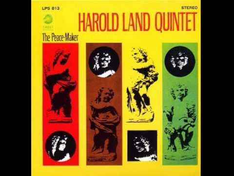 Harold Land Quintet - The Peace Maker
