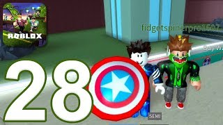 ROBLOX - Gameplay Walkthrough Part 28 - Superhero Tycoon (iOS, Android)