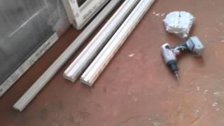 видео Алюминиевые окна на балкон Пластиковые окна ПВХ в Минске