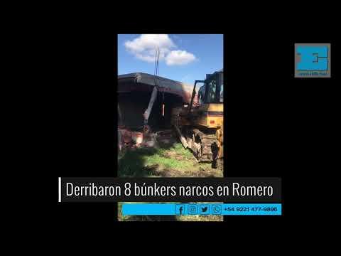"""""""caballo-de-troya-ii"""":-derribaron-ocho-bunkers-utilizados-para-vender-droga-en-la-región"""