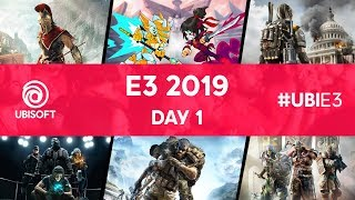 Ubisoft E3 2019: Booth Streams | Day 1 | Ubisoft [NA]
