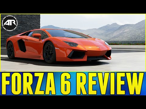 Forza 6 Review : Gameplay, Car List, Tracks, Multiplayer & More!!!