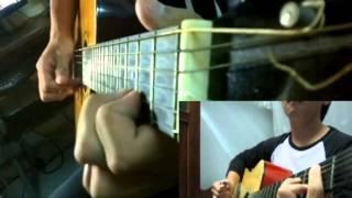 Chuyện Chàng Cô Đơn guitar solo Cover