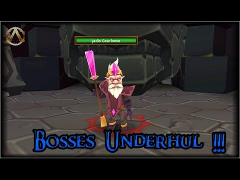 Arcane Legends - Bosses Of The New Expansion !!!