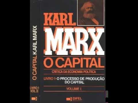audiolivro - Marx - O Capital - Volume I - Livro  1 (1)
