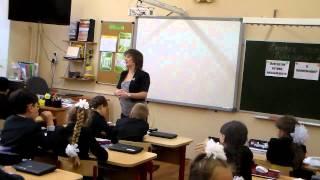 """Урок """"Басня Крылова """"Ворона и Лисица"""" ГБОУ ЦО №1858"""