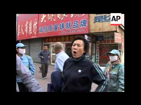 Police chief blames Muslim separatists for needle attacks that jangled west China anew