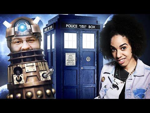 Doctor Who Experience é maior por dentro | NerdOffice S08E17
