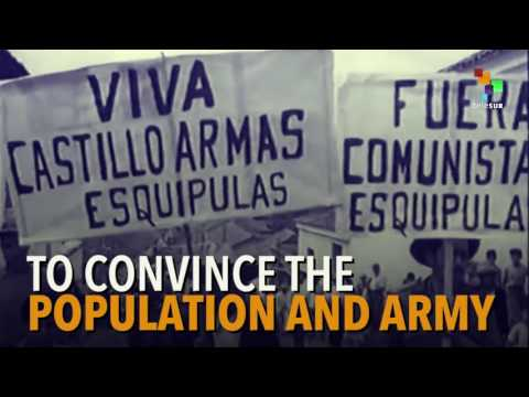 The 1954 U.S. Coup In Guatemala