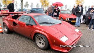 Hans records a beautiful Lamborghini Countach LP500 S. It has a 4.8...