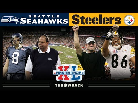 Legendary Coach FINALLY Climbs The Mountain! (Seahawks Vs. Steelers Super Bowl 40)