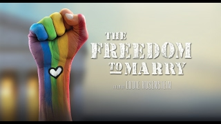 The Freedom To Marry Trailer