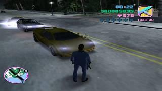 Grand Theft Auto Vice City No SSU Speedrun Guide (read description for hotkeys)