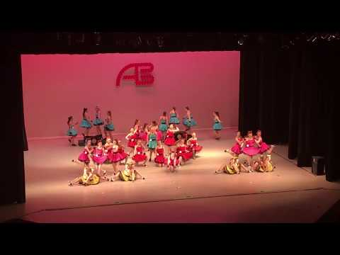 SSDC American Bandstand 2017