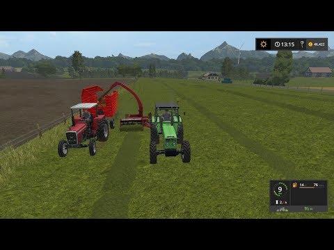 Silage | Small Farm | Farming Simulator 2017 | Episode 10