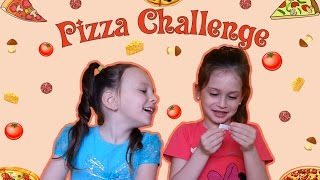 Пицца челлендж / Pizza challenge
