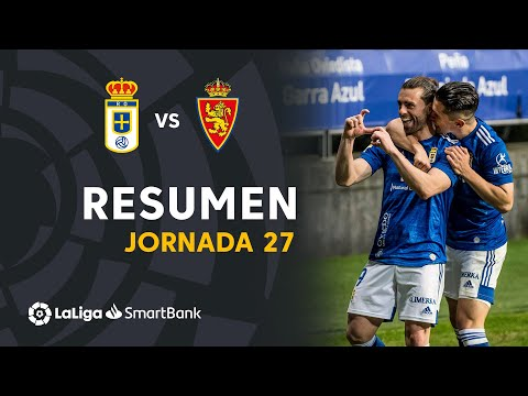 Oviedo Zaragoza Goals And Highlights