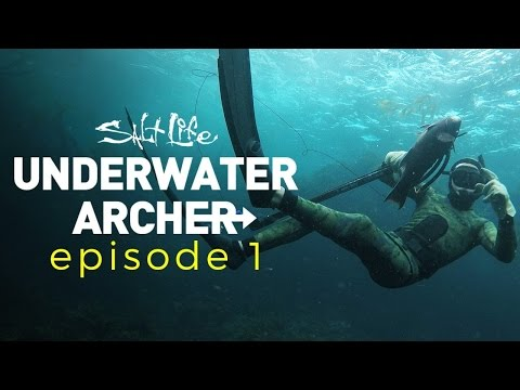 Underwater Archer: Ep. 1 - The Bahamas | Salt Life