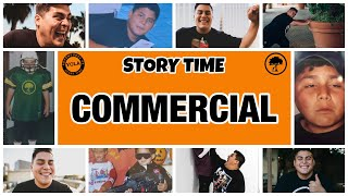 Commercial : STORY TIME