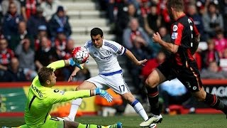 Video Gol Pertandingan AFC Bournemouth vs Chelsea