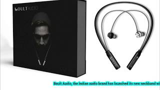 Boult Curve neckband wireless earphones launched for Rs 1,592 - #Reviews