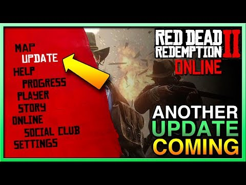 RED DEAD REDEMPTION 2 ONLINE UPDATE! Another Red Dead Online Update Coming Soon! RDR2 Online Update! thumbnail