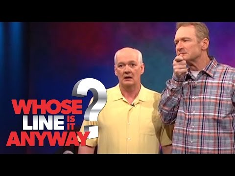 The Hugging And Kissing Robot With Darren Criss - Whose Line Is It Anyway?