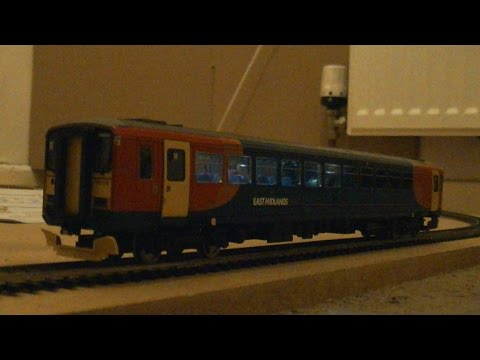 Model Train Tutorial: Let's Fit The Train Tech Coach Lighting Kit Into A Hornby Class 153 HD