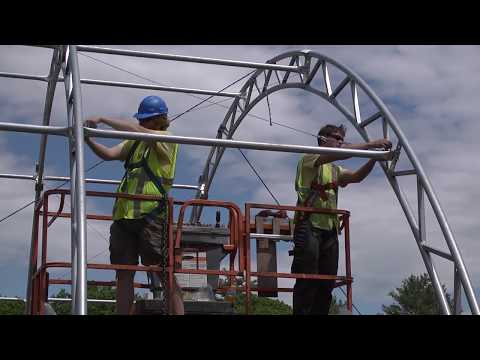 How We Build a Barn in 72 Hours — Greg Lussier Barn Builders