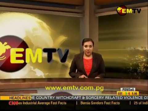 EMTV News – 5th December, 2017