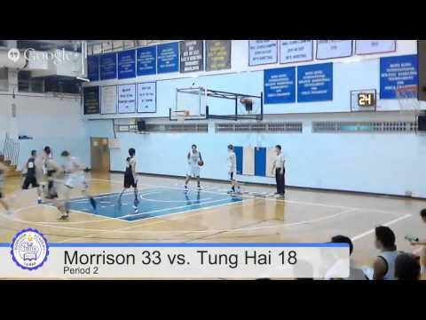 Morrison vs. Tung Hai University