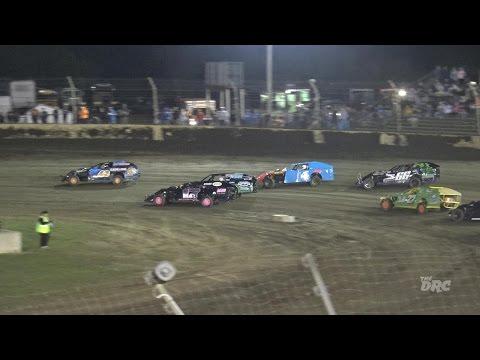 Kokomo Speedway | 10.15.16 | Kokomo Klash X | Modifieds | B-Main 3