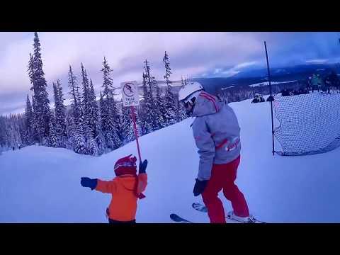 Sunpeaks Snowboarding