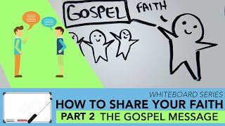 How to Share My Faith Without an Argument Part 2 | IMPACT Whiteboard Videos