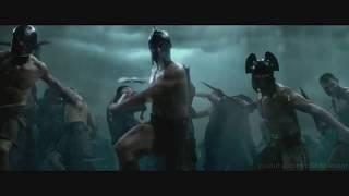 300 спартанцев: Расцвет империи. 2014. ( Марафонское сражение )