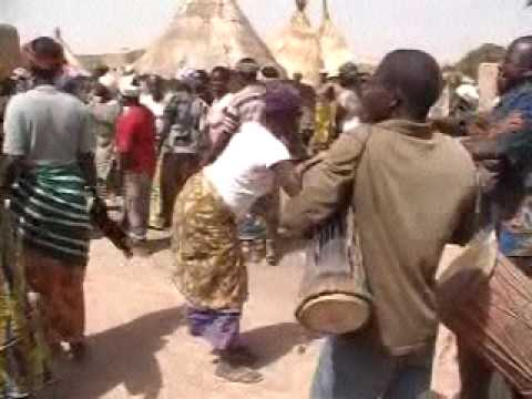 Culture traditionnelle en pays nuni, Burkina Faso