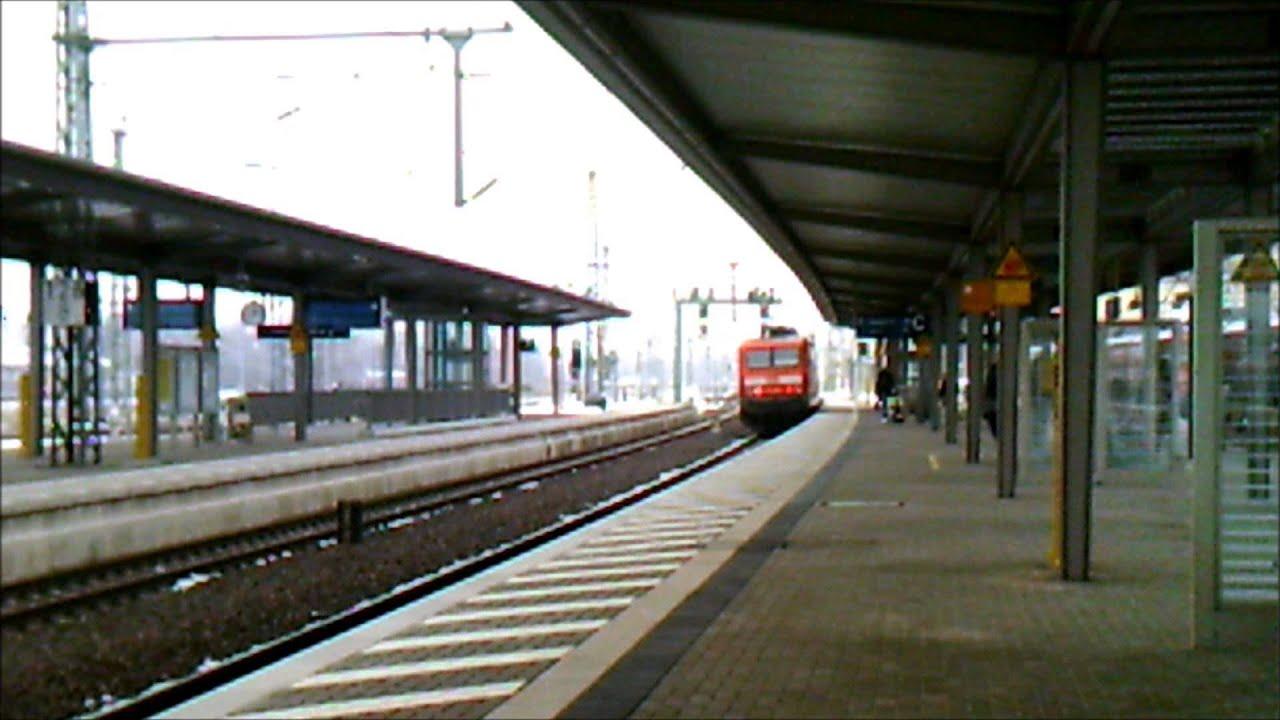 Wittenberge Bahnhof