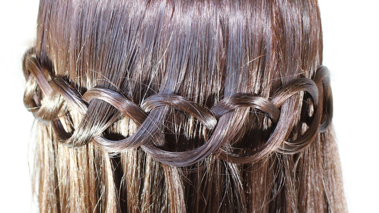 easy hairstyles for long hair on graduation ♛ best hairstyles for girls