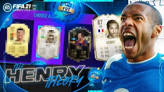 OUR FIRST EVER DRAFT? (The Henry Theory #19) (FIFA Ultimate Team)