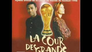 Youssou N'Dour et Axelle Red - La Cour des Grands (A Ton Tour De Jouer)