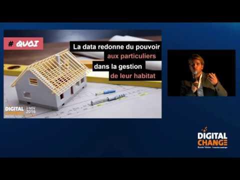 Pierre Leroy, EP - Le big data redonne du pouvoir aux particuliers dans la gestion de leur habitat