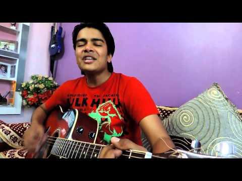 Jee le zara, Nazrein kaha soti hai guitar cover | vishnu gupta | jashn | Talaash |