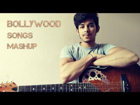 Retro-Modern Bollywood Songs Mashup | Acoustic Version | Akshat Shrivastava