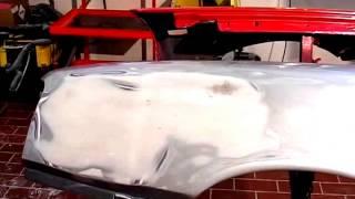 Шлифовка покраска полировка авто. Как полировать красить шлифовать машину.(, 2016-03-15T06:05:20.000Z)