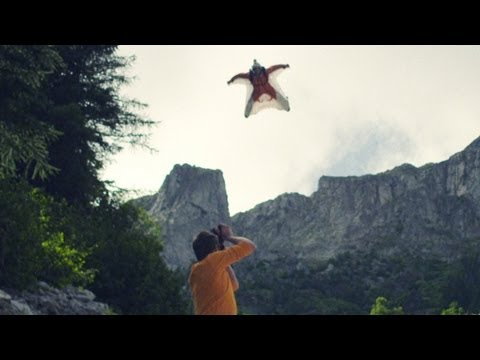 SPLIT OF A SECOND - A film about wingsuit flying